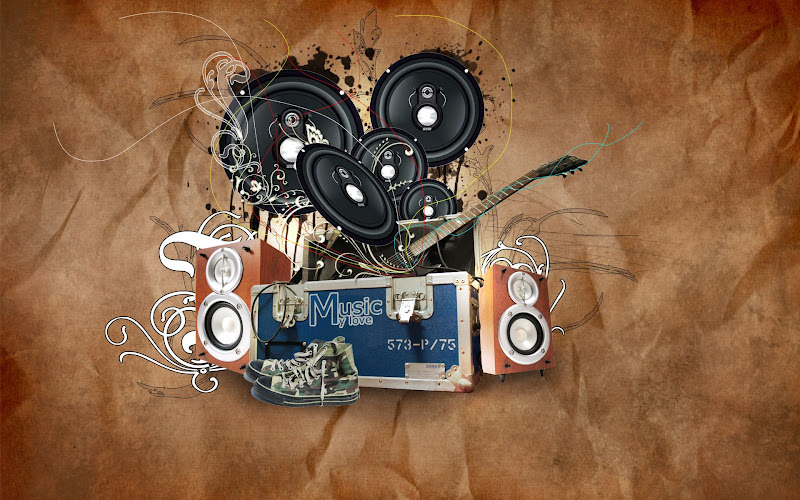 Music13 in Stylish Music Wallpapers for Your Taste