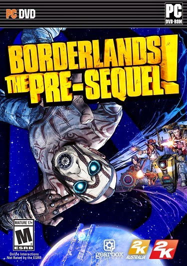 Borderlands The Pre Sequel 2014 RELOADED Full Tek Link