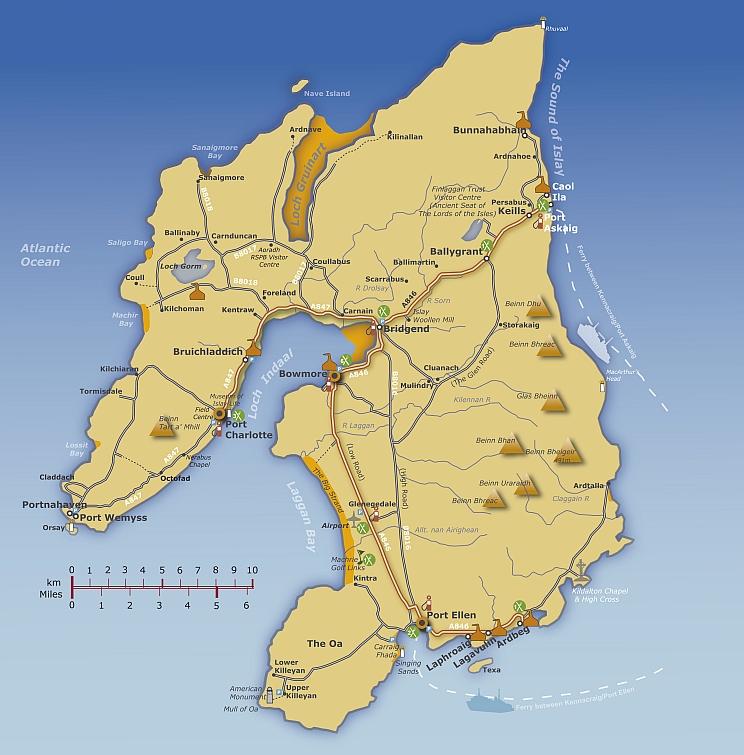 Isola Di Malta Cartina Geografica.Altre Mete Queste Insolite Vacanze Isola Di Islay Scozia Il Whisky E Le Cartine Geografiche