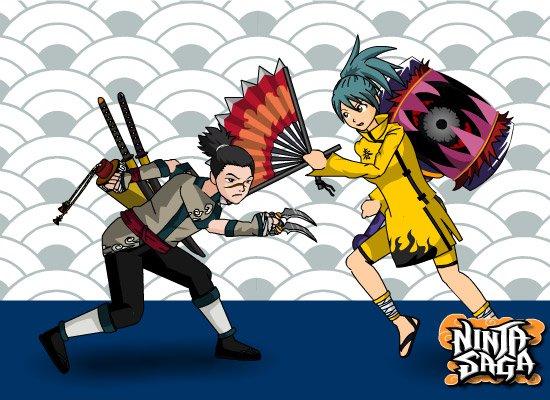 TMCheat VenTM Gaya Baru Ninja Saga