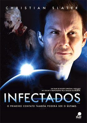Filme Poster Infectados DVDRip XviD Dual Audio & RMVB Dublado
