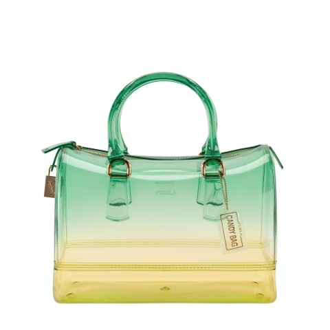 Sammi Jackson - Sunset Furla Candy Bag