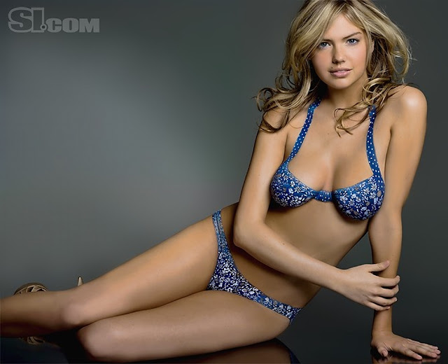 kate upton sports illustrated. Kate Upton Body Paint 2011