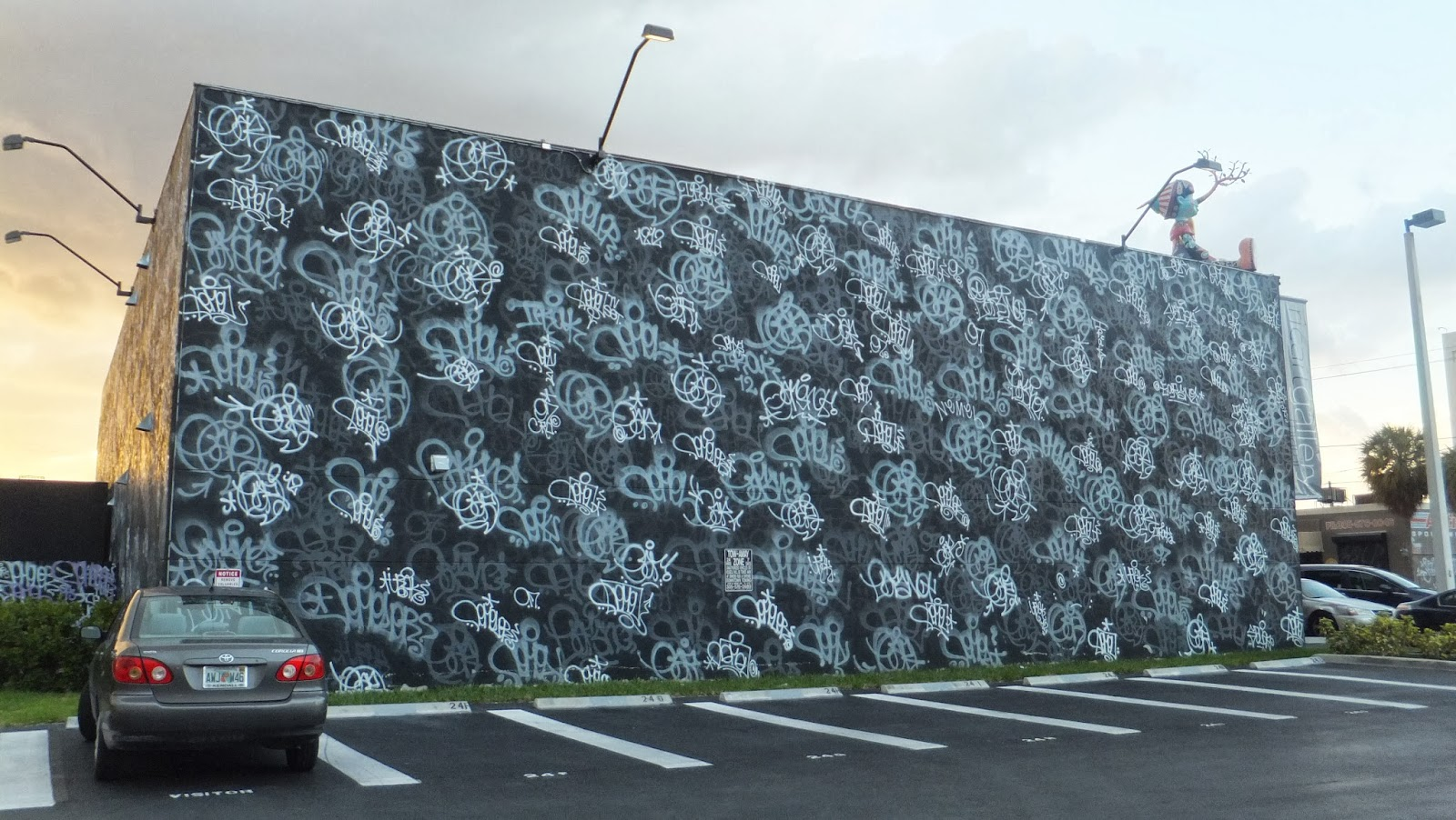 Wynwood Art District, Arte Callejero, Street Art, Miami, Florida, Elisa N, Blog de Viajes, Lifestyle, Travel