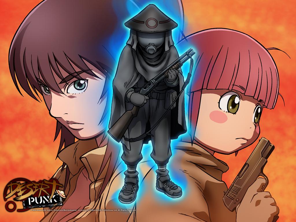 Sunabouzu - AnimePill - Watch English Subbed Anime Online