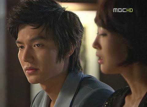 Lee Min Ho, Wang Hye Ji