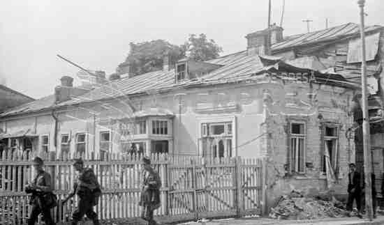 Urmările bombardamentului german