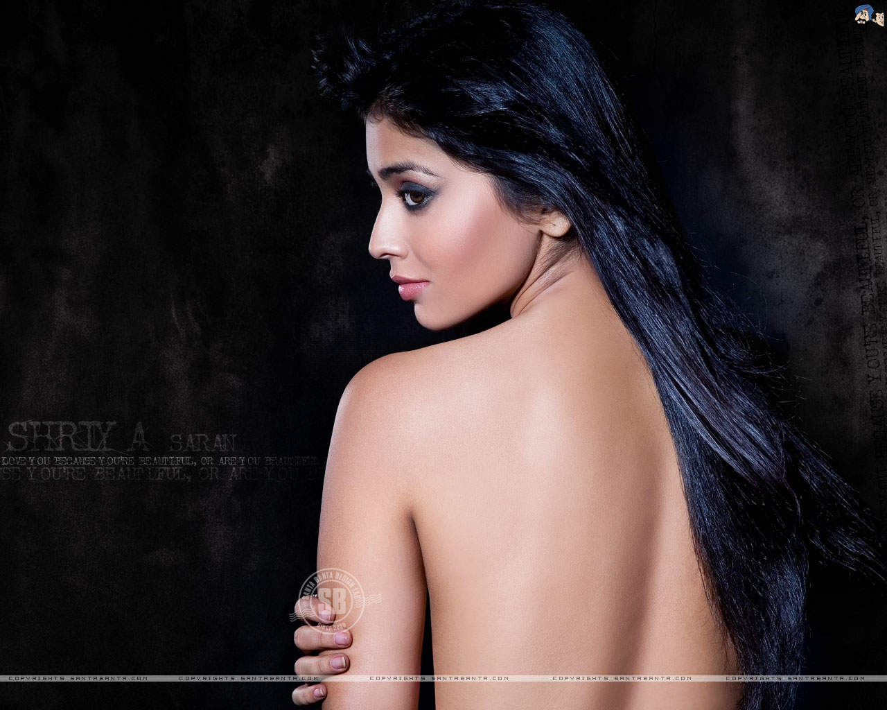 Sab Hot Actress Shriya Saran Hq Wide Screen Hot And Sexy -4206