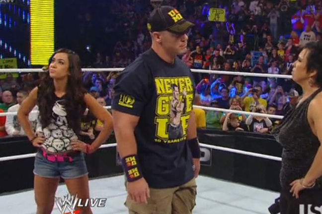 aj lee, aj cena, akumu, monday night raw, wwe raw, raw kiss, aj kiss raw, aj lee style, aj lee tshirt, aj lee skulls, aj lee tee