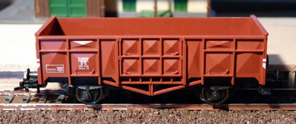 Fleischmann 5012: Hogeboordwagen