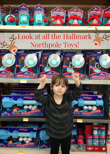 Hallmark Northpole Gifts and Toys at Walmart