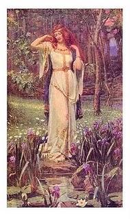 Goddess Freya Image