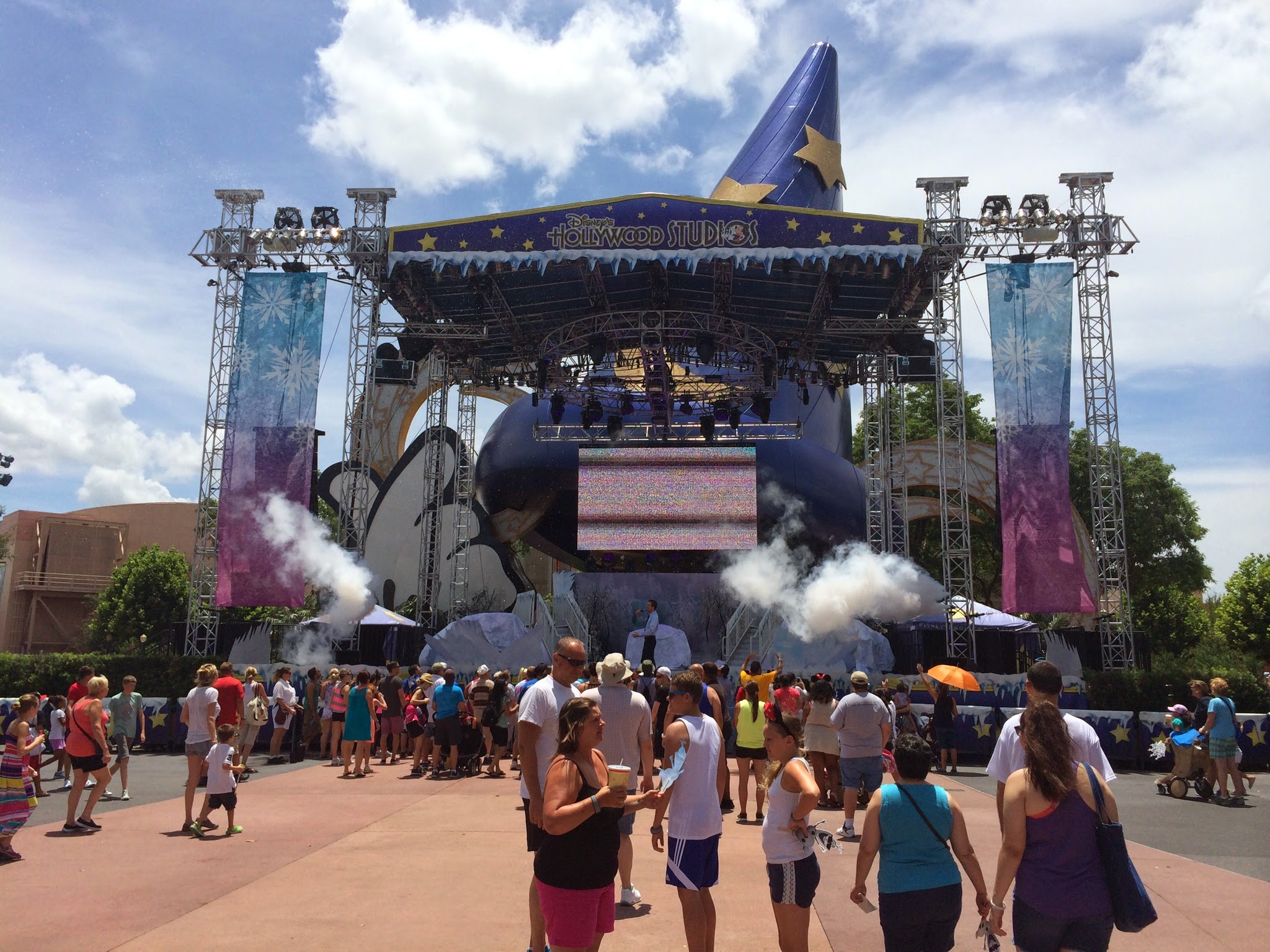 Observations from Disney's Hollywood Studios: July 28, 2014