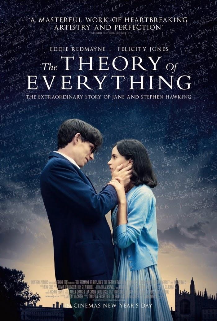 Η Θεωρία των Πάντων (The Theory of Everything) Poster