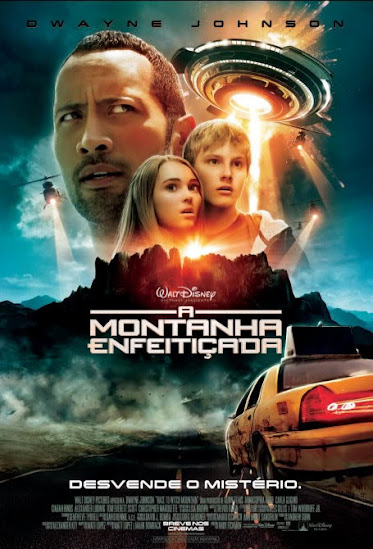 Download - A Montanha Enfeitiçada – DVDRip AVI Dual Audio + RMVB Dublado