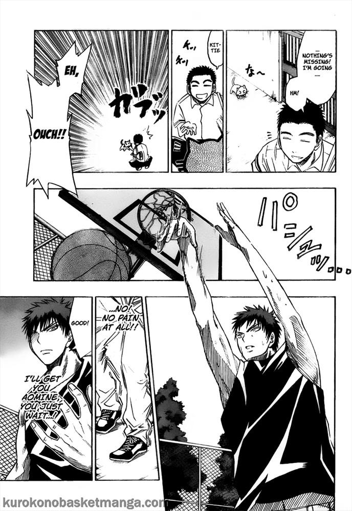 Kuroko no Basket Manga Chapter 42 - Image 07