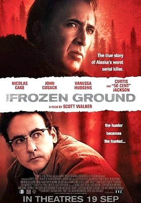 Filme Poster The Frozen Ground WEBRip XviD & RMVB Legendado