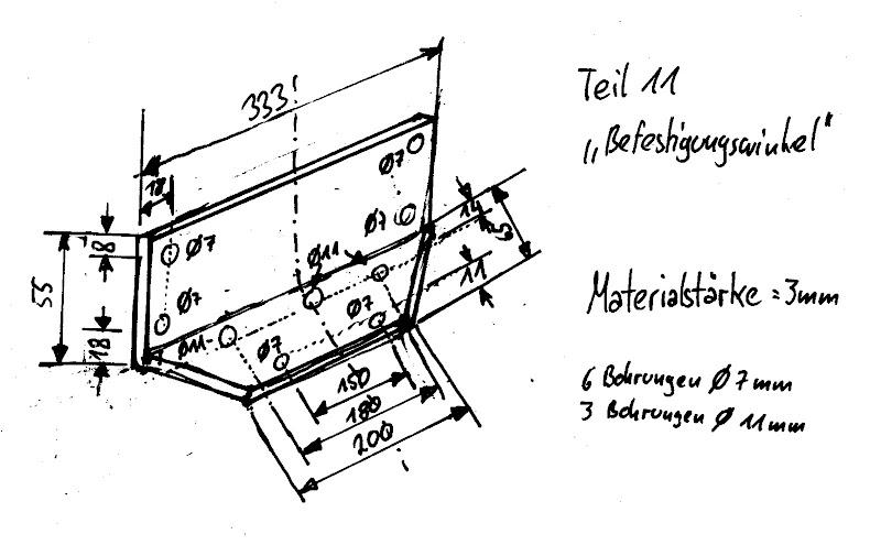 8-Forum :: /8 Technik :: TIP (Fleißarbeit) Befestigungsteile Oris ...