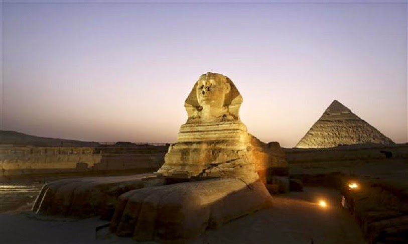 More Stuff: Egypt to open Sphinx area to tourists again