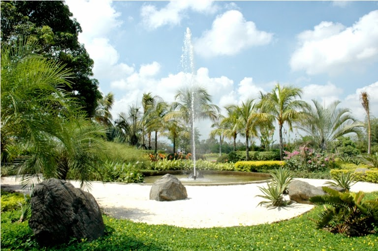Crown Asia Amalfi at The Islands Amenities - Parks and Playground