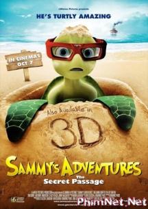Phim Cuộc Phiêu Lưu Của Rùa Sammy - Sammy's Adventures: The Secret Passage