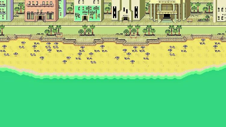 Spiagge 8-bit