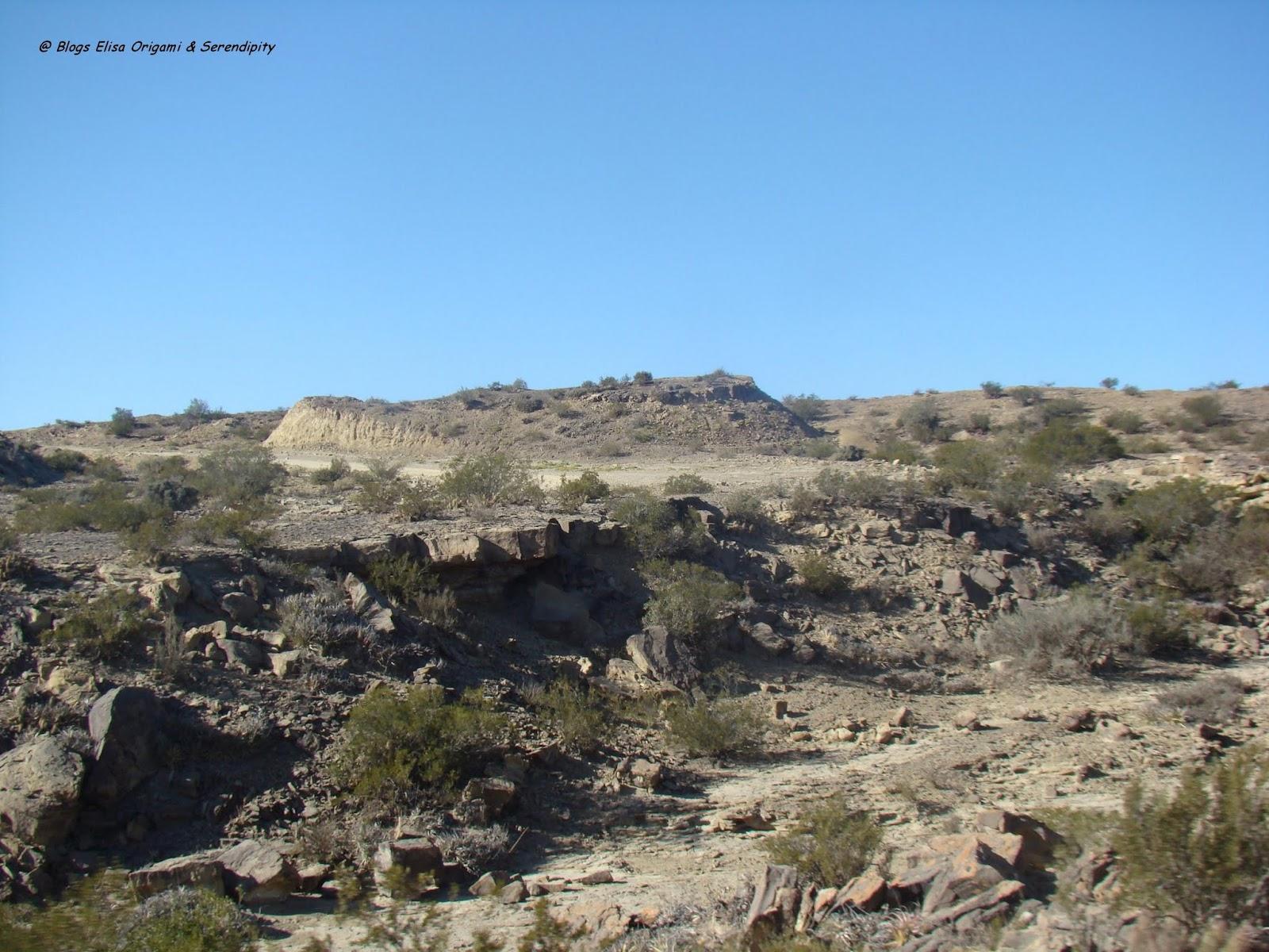 Parque Nacional Ischigualasto, Argentina