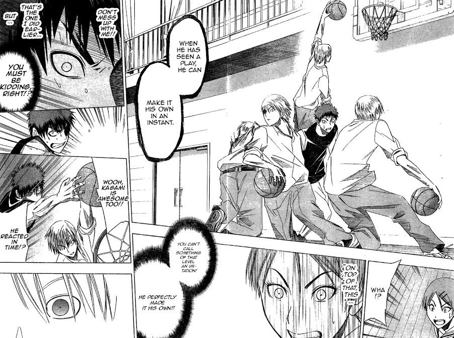 Kuruko Chapter 3 - Image 18-19