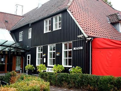MASH restaurant in Copenhagen