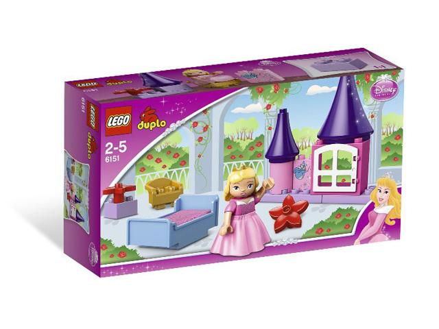 レゴ デュプロ プリンセス 眠れる森の美女のおへや 6151