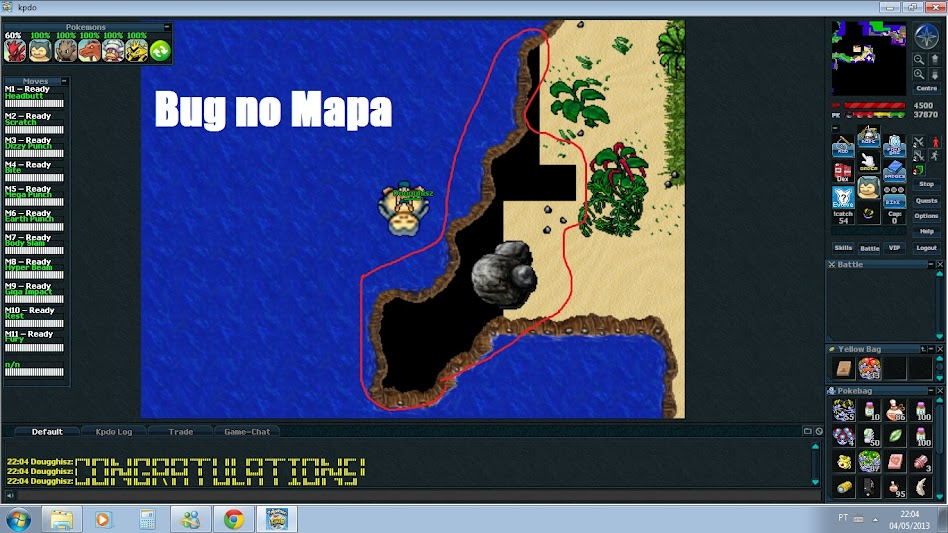 Bug ou Errinho de Mapeamento... Bug+no+mapa
