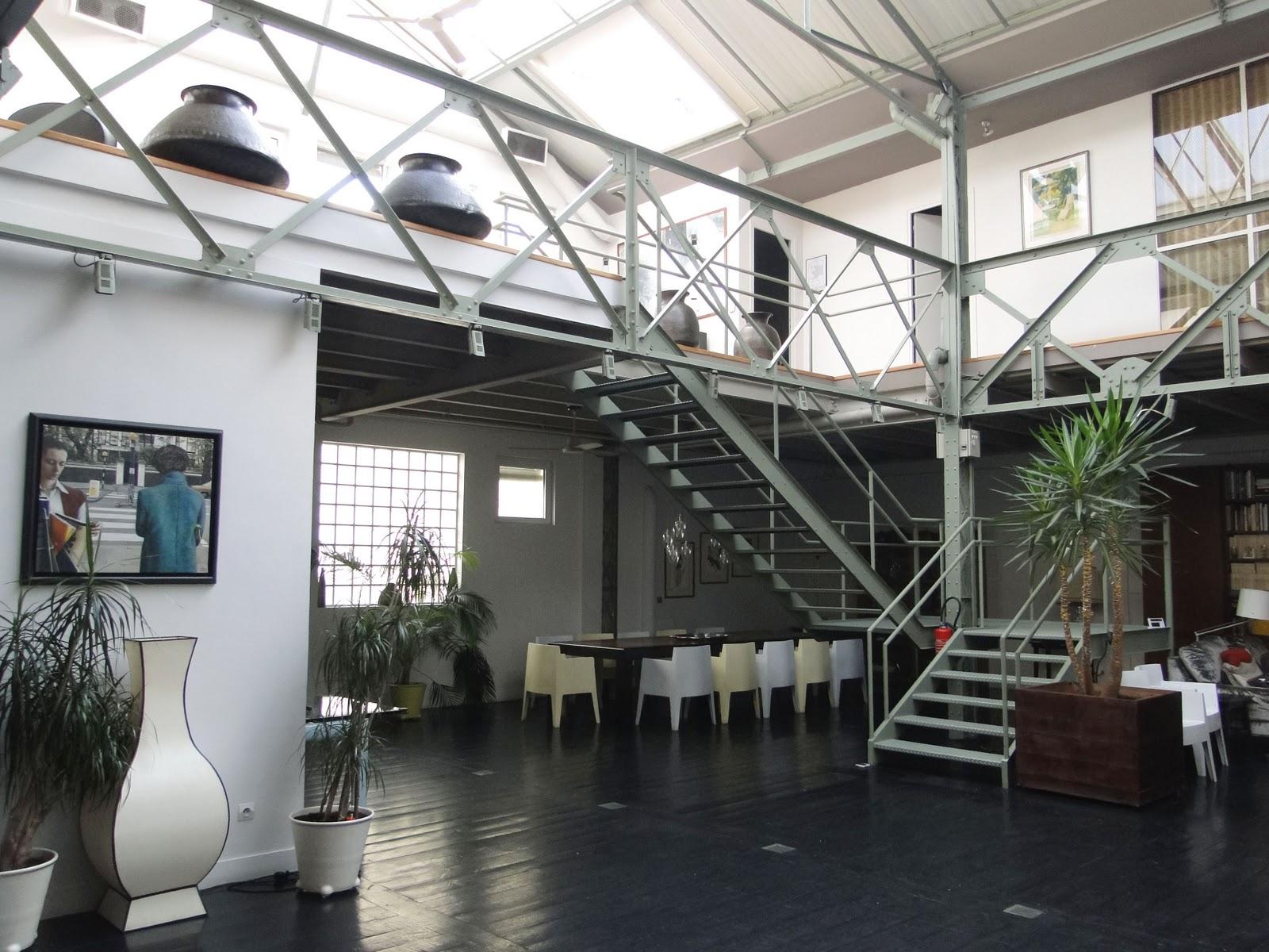 loft connexion by samuel johde loft paris 19e. Black Bedroom Furniture Sets. Home Design Ideas