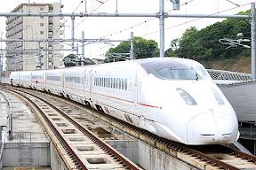 九州新幹線 JR九州800系「つばめ」