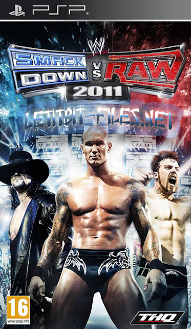 WWE SmackDown vs. Raw 2011 Hack (2011/PSP/USA)