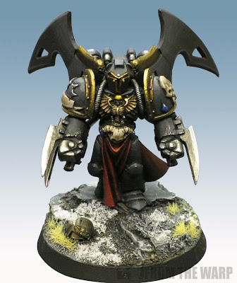 Chaos Lord conversion restoration final