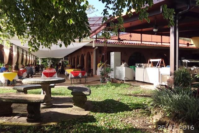 Restaurante la Casona del Cafetal