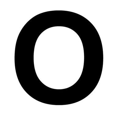the letter o in black displaying 18 gallery images for the letter o in ...