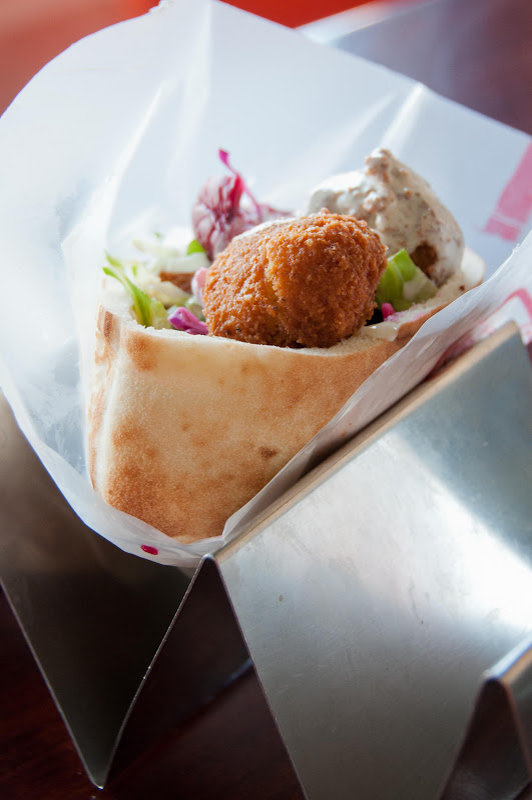 Falafel from Dalyel El Carmel