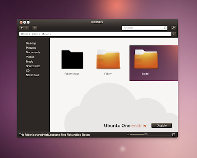 Ubuntu icon theme