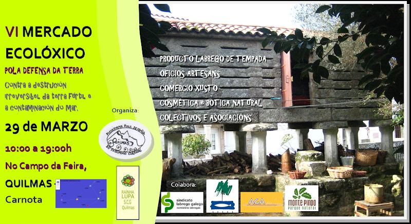 VI Mercado Ecolóxico