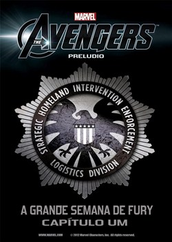 THEAVENGERSPRELUDIO Download   HQ The Avengers Preludio   Completa