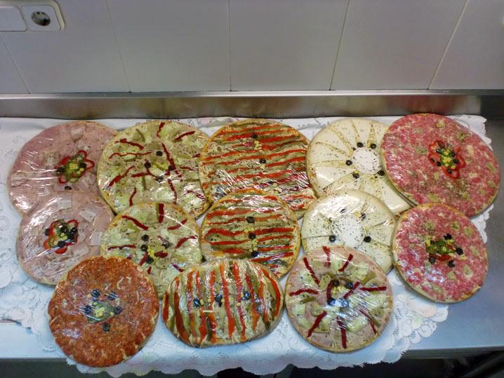 El Racó del Berguedà: Pizzes i pastes