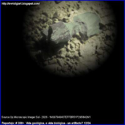 artifacto Marte