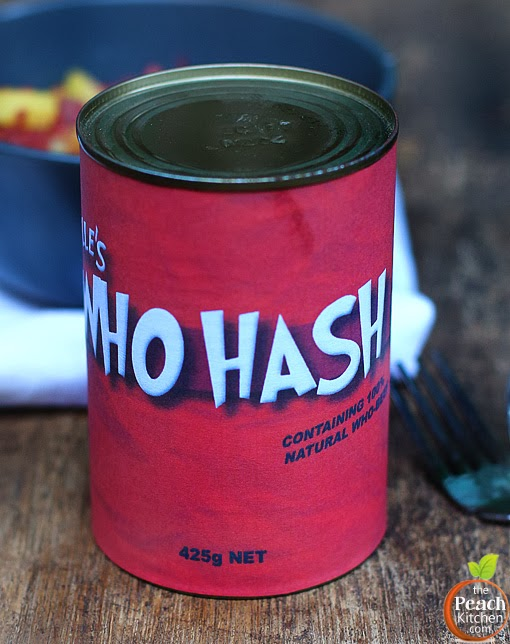 Whoville's Who Hash | www.thepeachkitchen.com