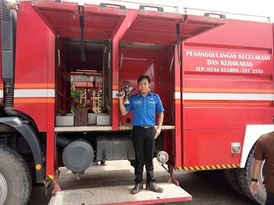 Dinas Kebakaran Dan Penyelamatan Muara Enim