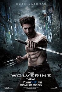 Người Sói Trở Lại - The Wolverine poster