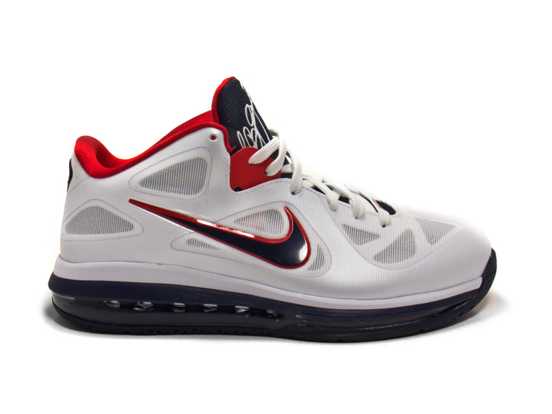 new style 59317 abcd9 ... Release Reminder Nike LeBron 9 Low 8220USA Basketball8221 ...