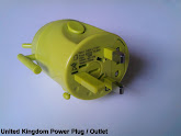 uk power plug outlet type