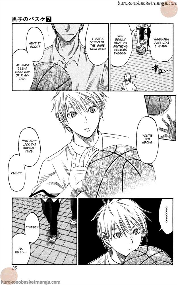 Kuroko no Basket Manga Chapter 53 - Image 0/025