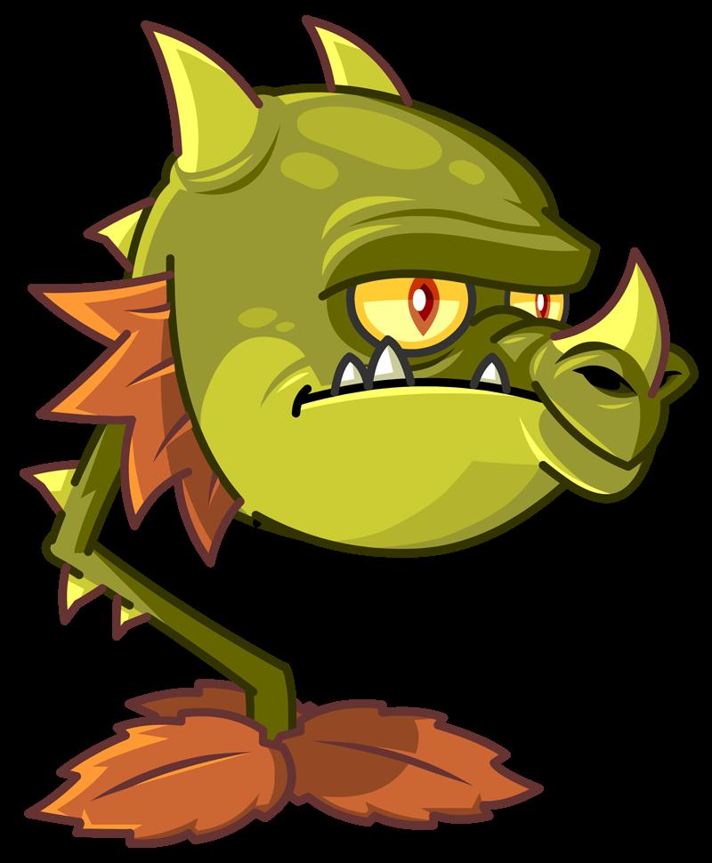 Cây và zombie trong Plants Vs. Zombies 2: It's About Time - Ảnh 10